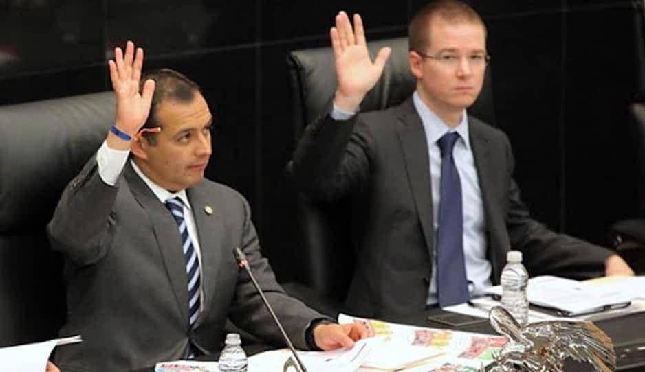 Anaya y Cordero habrían recibido sobornos para aprobar reformas EPN