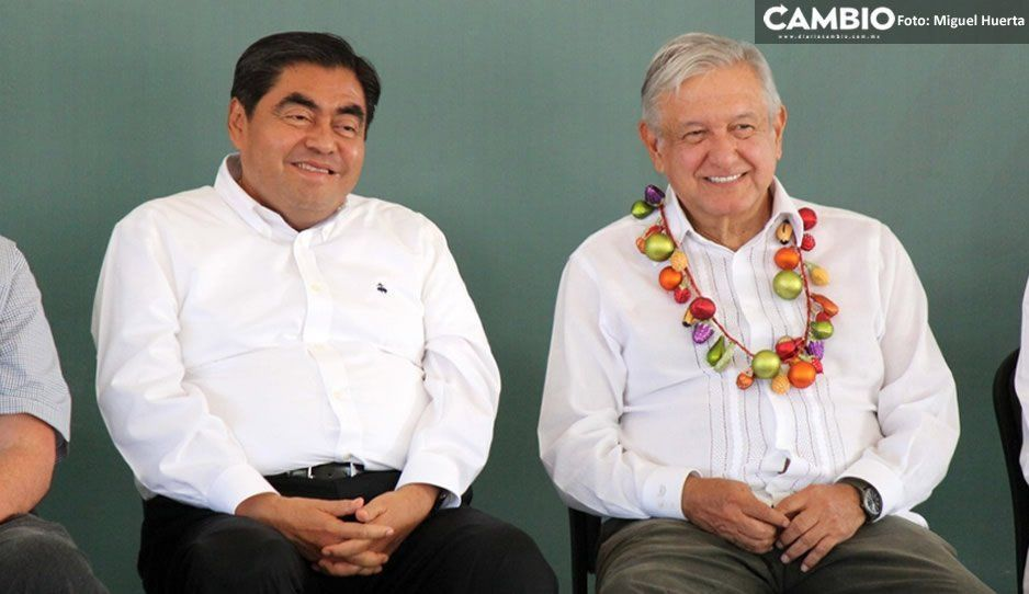 A dos años del triunfo electoral, Barbosa califica a AMLO como honesto, leal a sus principios y al pueblo