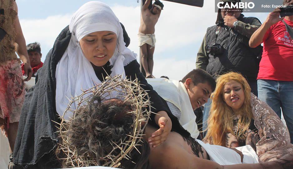 Se pospone la representación de Semana Santa en Tehuacán por Covid-19