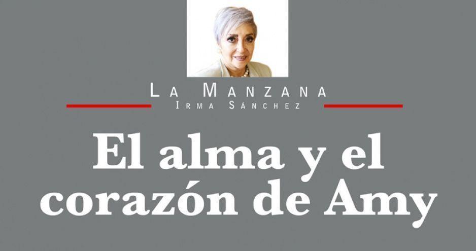 EL ALMA Y EL CORAZON DE AMY