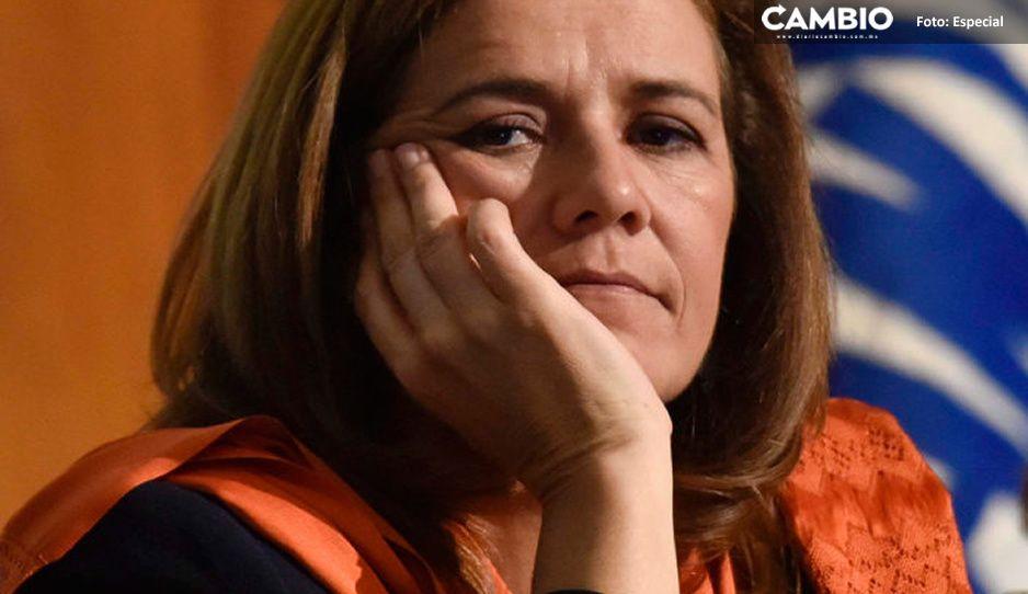 El INE es una dictadura al negar el registro a México Libre: Margarita Zavala
