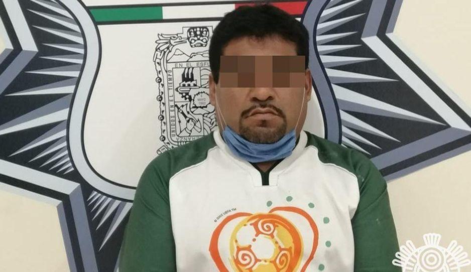 Capturan a El Pacheco, narcomenudista de El Pelón que distribuía droga en un taxi