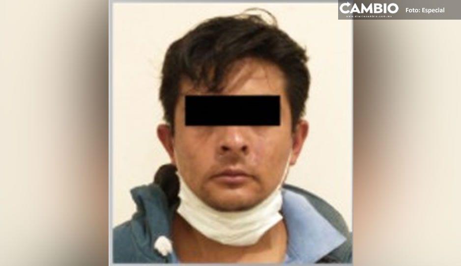 Vinculan a proceso a hombre que golpeó y estranguló su esposa e hijo en Zacatlán