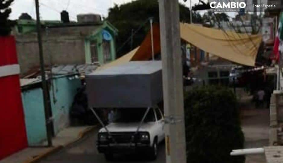 Poblanos se olvidan del bicho y arman baile sonidero en Bosques de Manzanilla