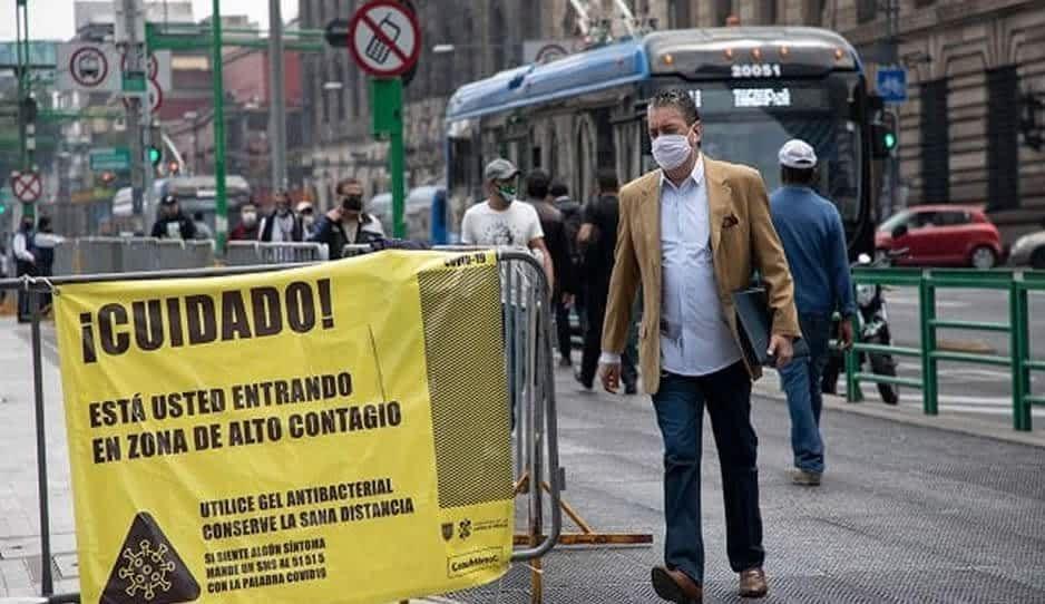 México, cuarto lugar en fallecimientos por Covid en el mundo