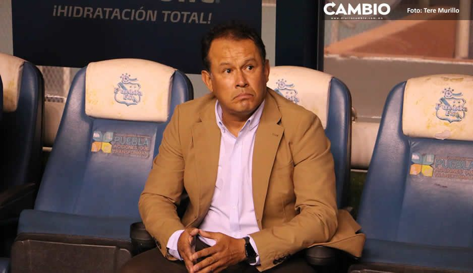 El Profe Reynoso se jugará su continuidad ante Monterrey