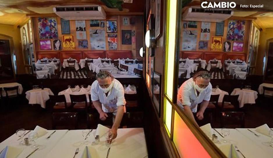 Encuesta revela que mexicanos reducirán visitas al cine, bares y restaurantes por Covid