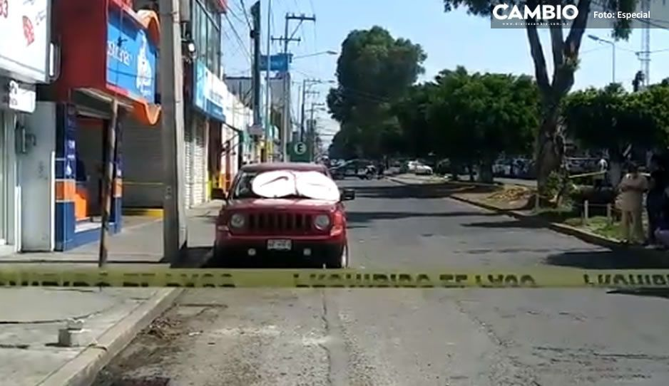 Conductor muerto en el mercado Morelos era hermano del diputado local Hugo Alejo