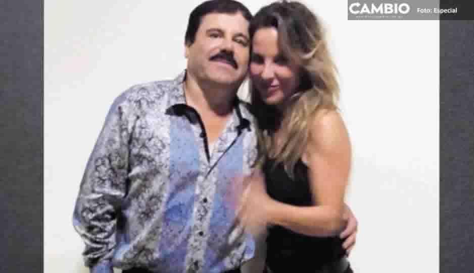 Kate del Castillo narra la noche que fue huésped del Chapo ¡Pensé que me iba a violar!