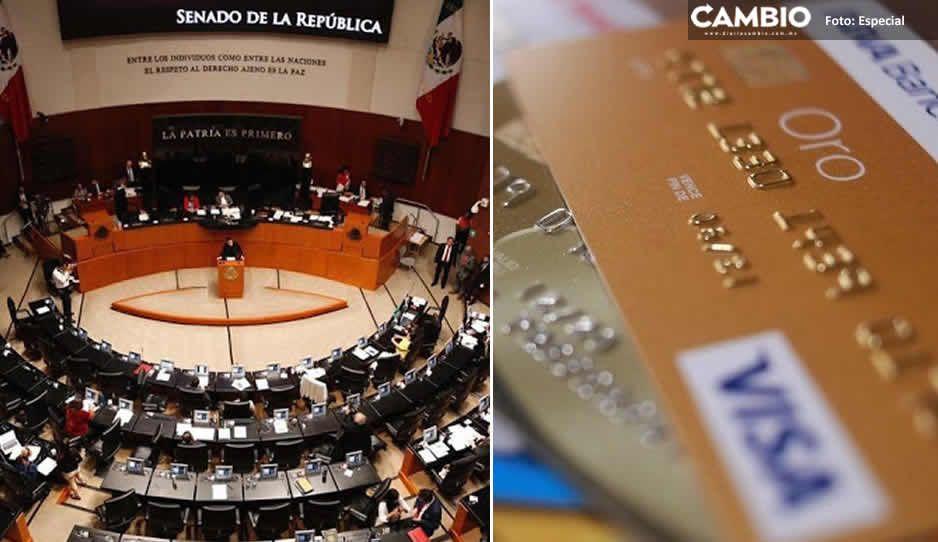 Senado aprueba que UIF bloque cuentas sin orden judicial con Ley Nieto