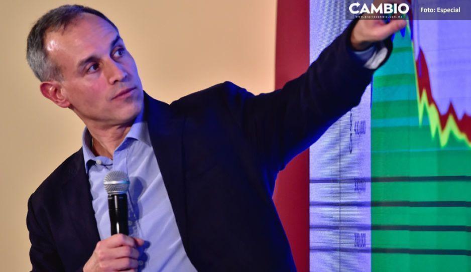 López-Gatell confirmó que las grandes ciudades seguirán en rojo el 1 de junio por covid