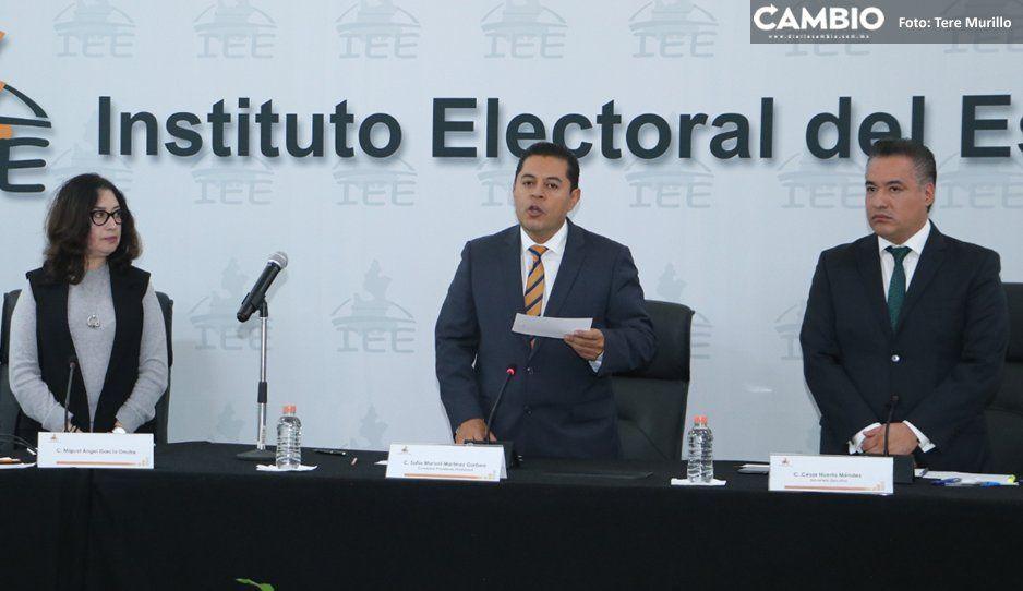 Aprueba IEE capacitación a partidos para incluir a representantes indígenas en candidaturas