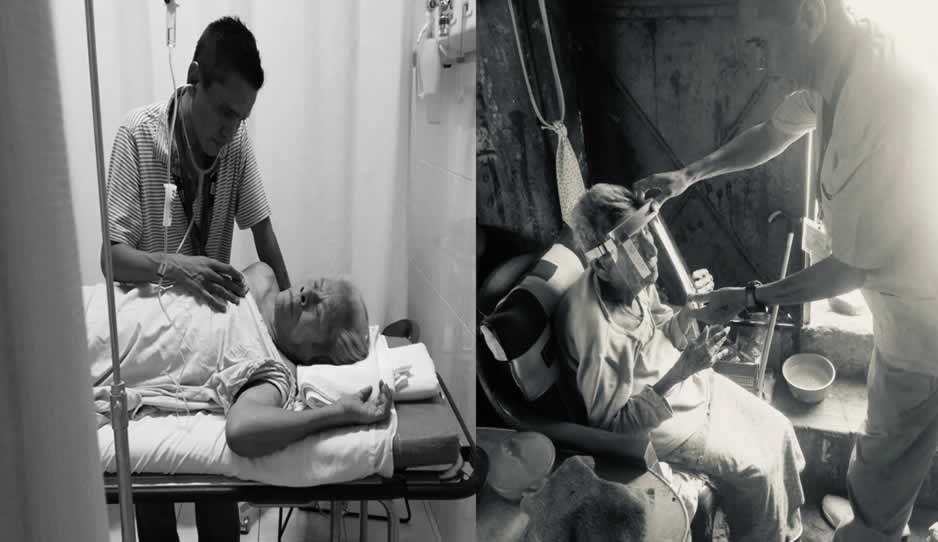 """""""Sonríe yo invito"""", así será recordado José Callejas, médico héroe que murió por Covid-19"""