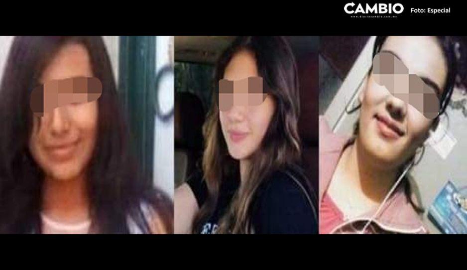 ¡Gracias por compartir! Localizan sanas y salvas a tres jovencitas desaparecidas en Tehuacán
