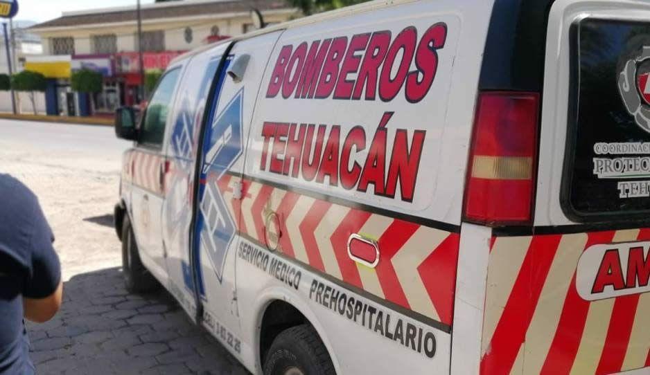 Hasta 7 traslados diarios realiza la ambulancia para pacientes Covid del Hospital Municipal de Tehuacán