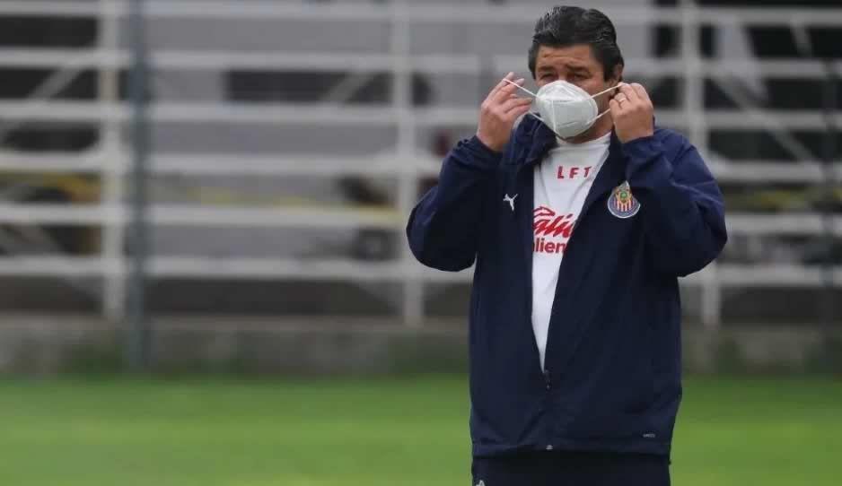 Fernando Tena dio positivo a coronavirus previo al duelo ante el América