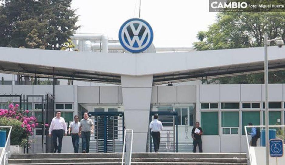 Acuerdan Volkswagen y sindicato aumento salarial de 5.46 %