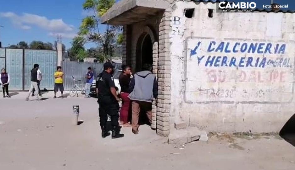 Hombres armados le disparan en la cara a joven de 16 años en Tehuacán