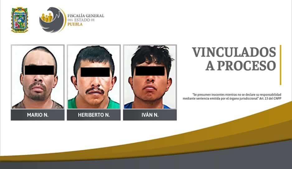 Desarticulan banda de secuestradores en Cuautlancingo