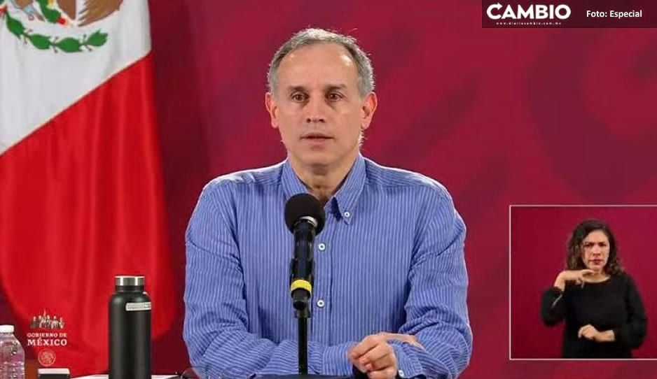 López-Gatell y gobernadores se vuelven tendencia en Twitter con #DoctorMuerte y #Goberladrones