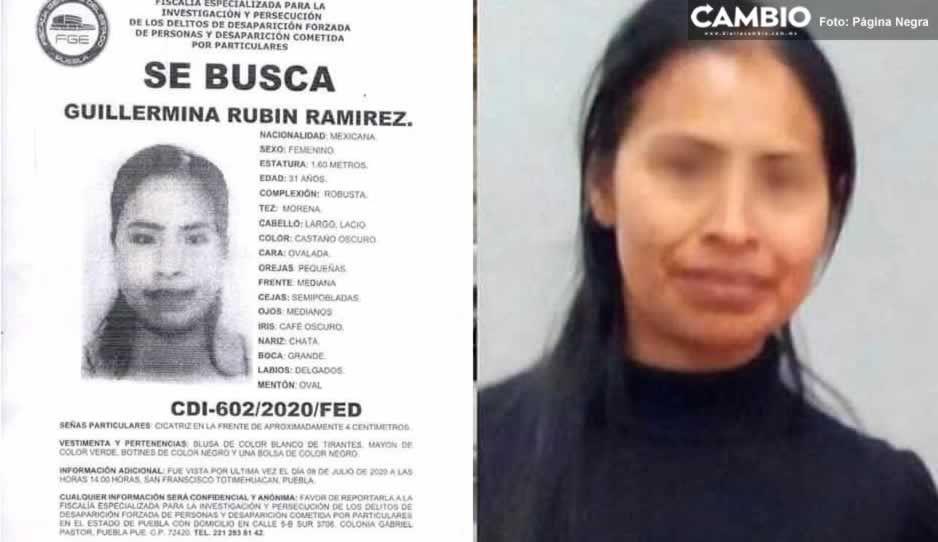 Cuiden muchos a sus hijos, dice la mamá de Guillermina tras encontrarla decapitada