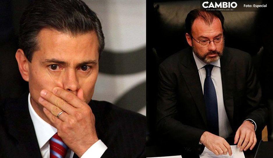 """La 4T """"no es tapadera de nadie"""" investigaciones de corrupción podrían llegar a Peña Nieto y Videgaray"""