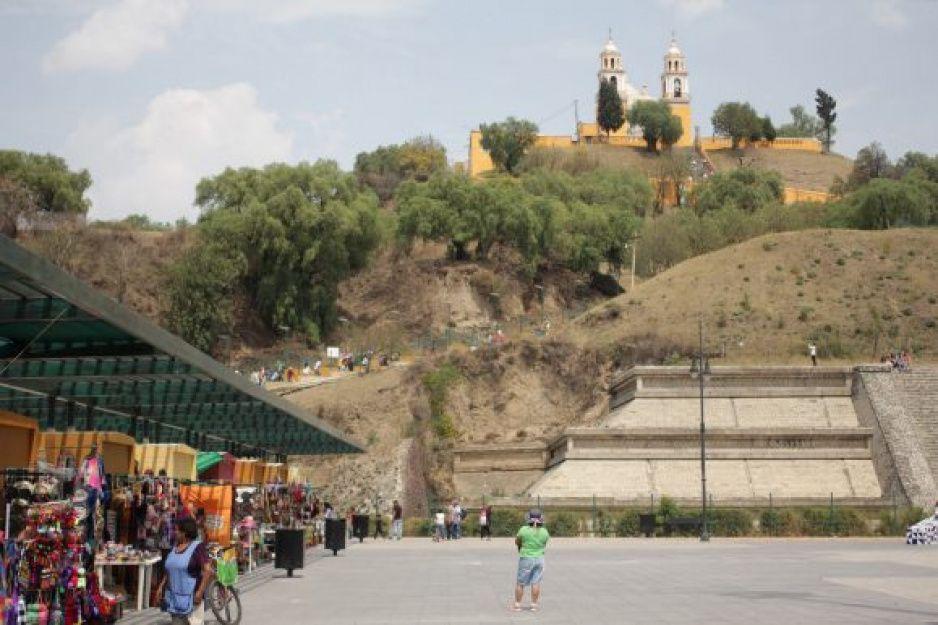 ¡Al fin! Zona arqueológica de Cholula reabrirá el 20 de octubre con medidas de sanidad
