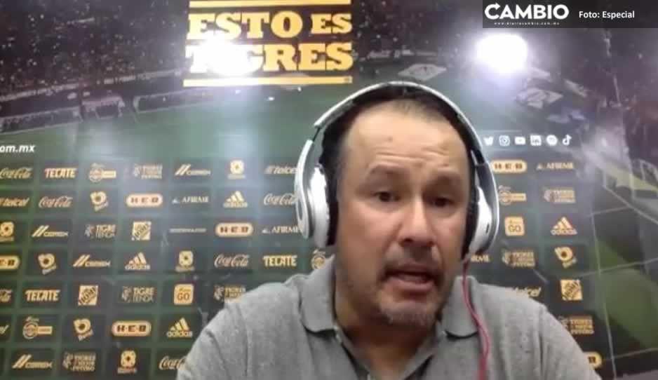 Reynoso arremete vs el VAR tras derrota del Puebla: no mide con la misma vara