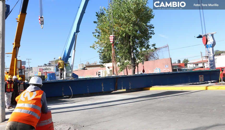 Gobierno de Claudia entregó en un año 21 millones de pesos a constructora por 3 obritas