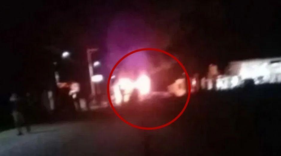 Pobladores queman hospital de Chiapas tras muerte de campesino por Covid