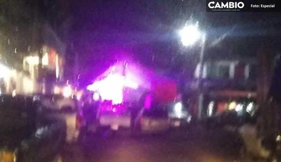 ¡Le vale la pandemia! Ecoloco Vargas permite que se realice fiesta de XV años en Huauchinango