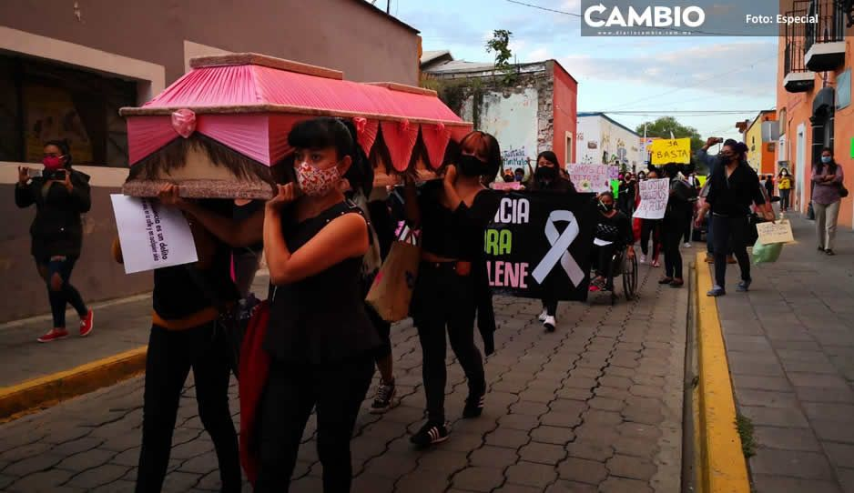 Van tres mujeres ejecutadas en  Atlixco e Izúcar en dos semanas