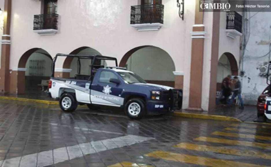 ¡Les cayó el chahuistle! Decomisa SSP celulares en penal de Huejotzingo