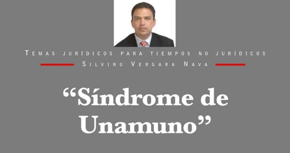 """Síndrome de Unamuno"""