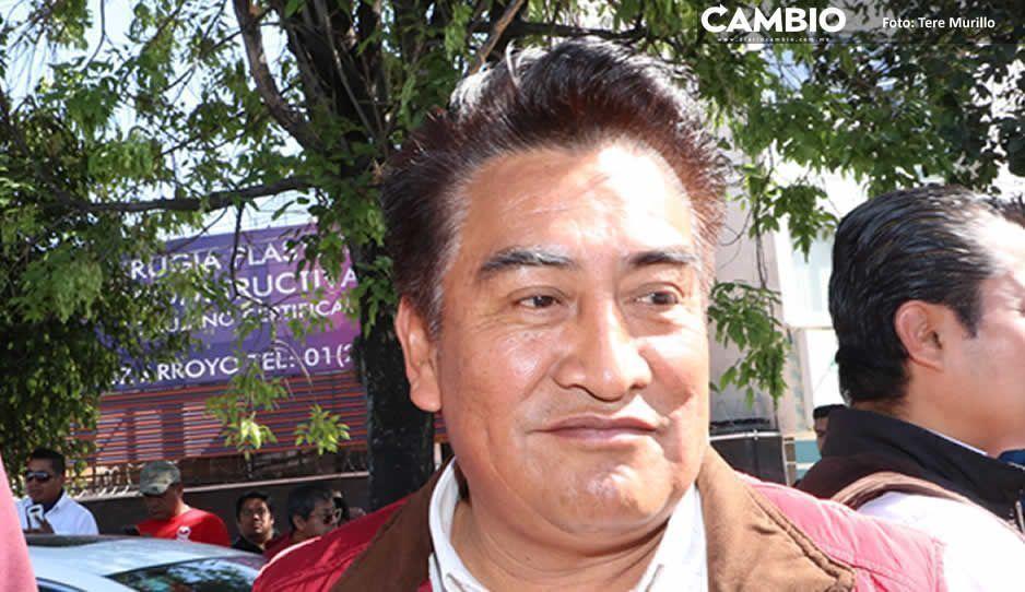 En Morena no apoyaremos reelección de Karina Pérez: Adán Xicale