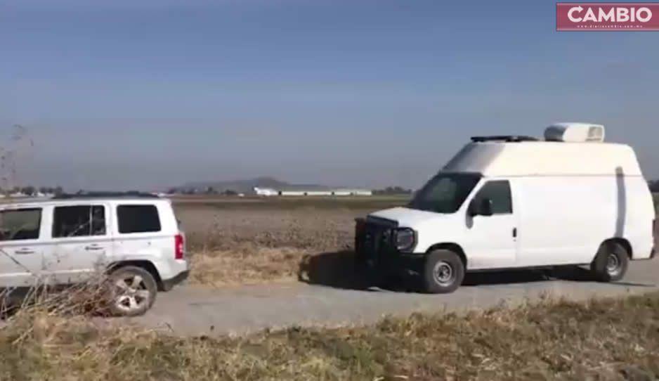 Acribillan de 11 balazos a hombre en Santa Clara Ocoyucan