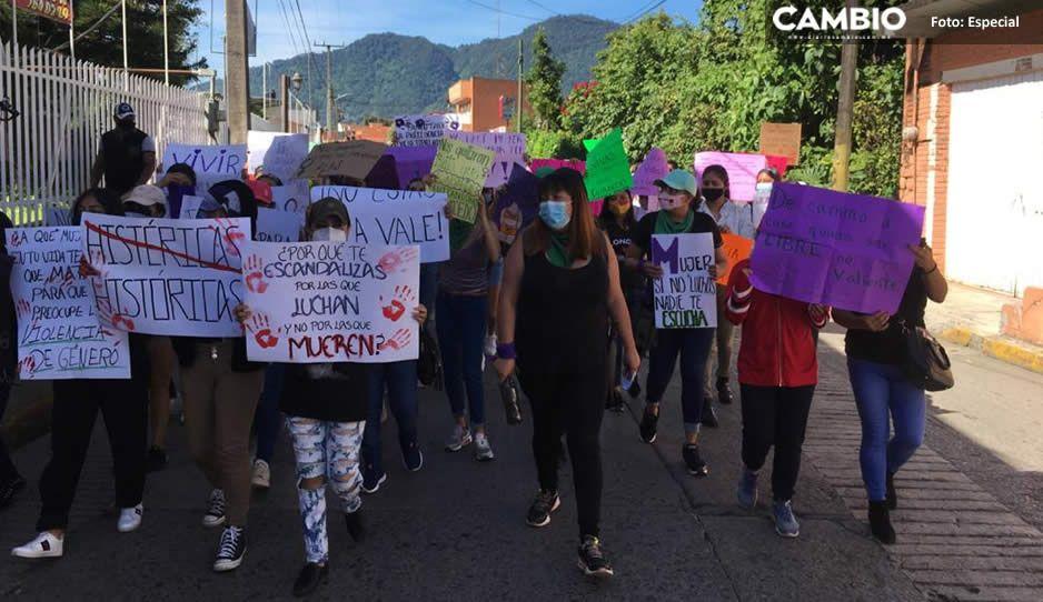 Cae el malnacido que abusó sexualmente de Valeria de 21 años en Xicotepec