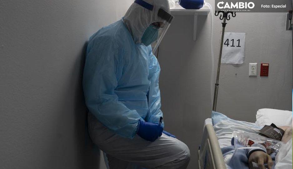Pacientes con Covid pueden desarrollar trastornos psicológicos