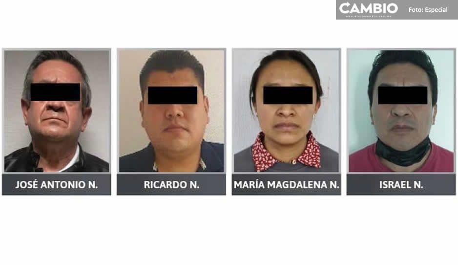 Estos son los cuatro chivos expiatorios del helicopterazo de los Moreno Valle; ya fueron procesados
