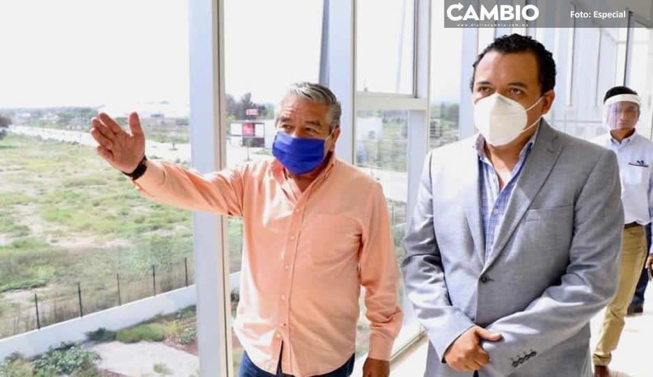 Alcalde sustituto de Tehuacán cambia titulares de  Tesorería, Contraloría y Secretaría del Ayuntamiento