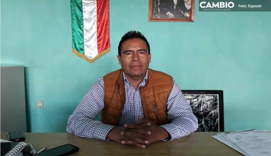 TEEP le da un estate quieto a alcalde de  San Antonio Cañada por acoso a regidora
