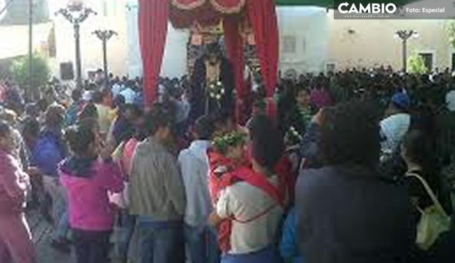 Pospondrán fiesta patronal en El Verde por contingencia de COVID-19