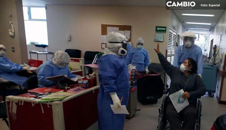 Doctora mexicana asegura que lo peor del virus está por llegar ¡nos agarrará muy cansados!
