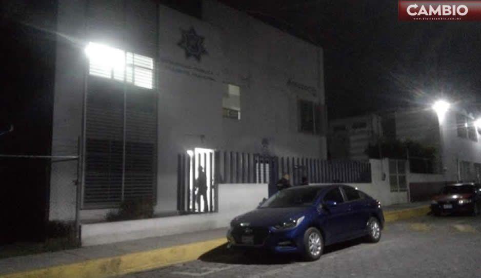 Riña en Amozoc deja un lesionado; Seguridad Pública Municipal aclara que el agresor no eselemento de la corporación