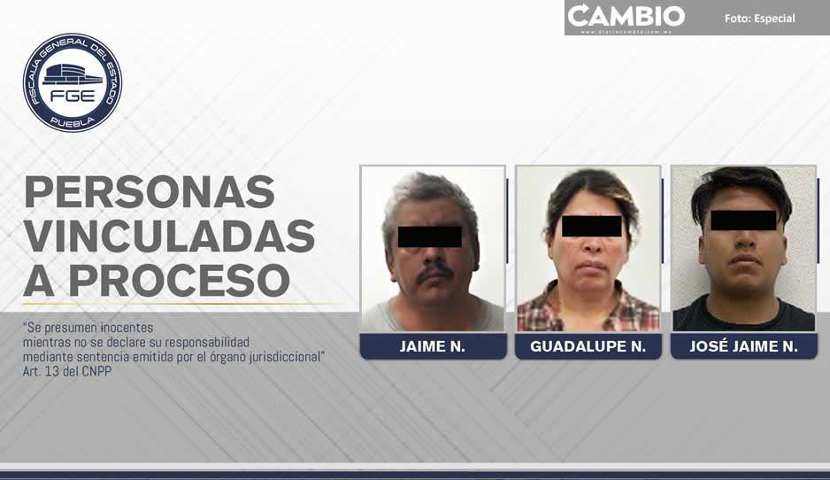 Detiene FGE a hermano de víctima de explosión  en Huejotzingo; exigió más de un millón de pesos