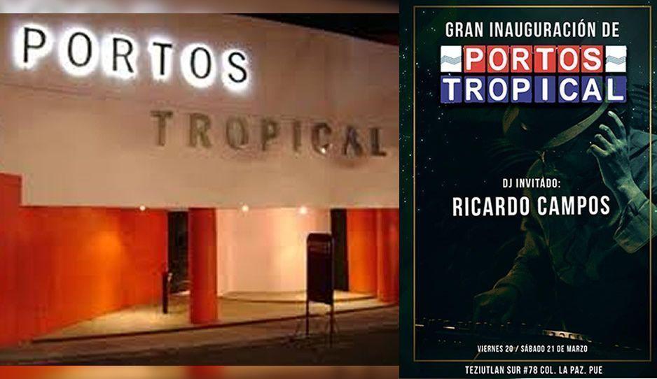 Nostálgico chavorruco prepárate: el Portos Tropical regresa el 20 de marzo