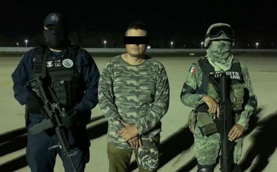 Líder del grupo delictivo Los Rojos es sentenciado a 20 años de prisión
