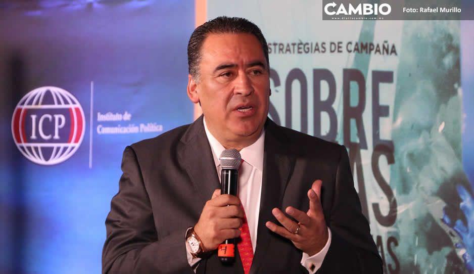 Panistas piden unidad; Lalo Rivera y Genoveva callan tras filtración de chats