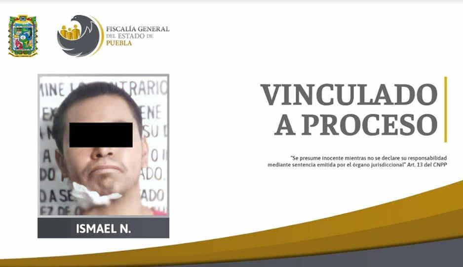 Ismael va a la cárcel por tocamientos lascivos a menor de 16 años en Tehuacán