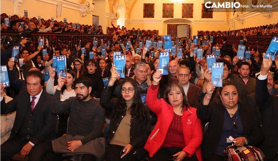 Avala Consejo Universitario BUAP contrato de más de 3 millones con el despacho Fates Consulting